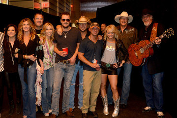 Miranda Lambert George Strait's The Cowboy Rides Away Tour Final Stop At AT&T Stadium - Show