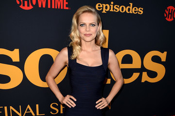 Mircea Monroe Showtime Networks Hosts Event for the Final Season of 'Episodes'