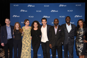 Mireille Enos SCAD Presents aTVfest  2016 - 'The Catch'