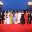 Miriam Galanti Kineo Prize Red Carpet Arrivals - The 76th Venice Film Festival