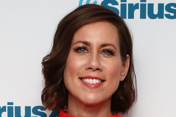 Miriam Shor The Cast of 'Younger' Visits the SiriusXM Studios