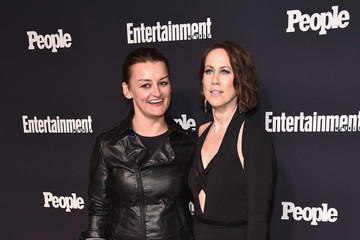 Miriam Shor Entertainment Weekly and PEOPLE Upfronts Party at Second Floor in NYC Presented By Netflix and Terra Chips - Arrivals