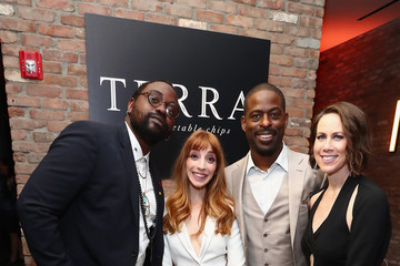 Miriam Shor Entertainment Weekly And PEOPLE Upfronts Party At Second Floor In NYC Presented By Netflix And Terra Chips - Inside