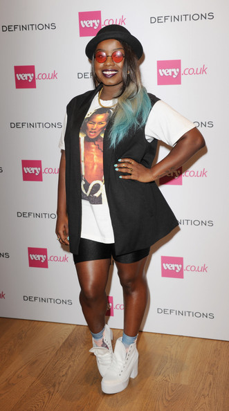 Arrivals at the Very.co.uk Launch Party []