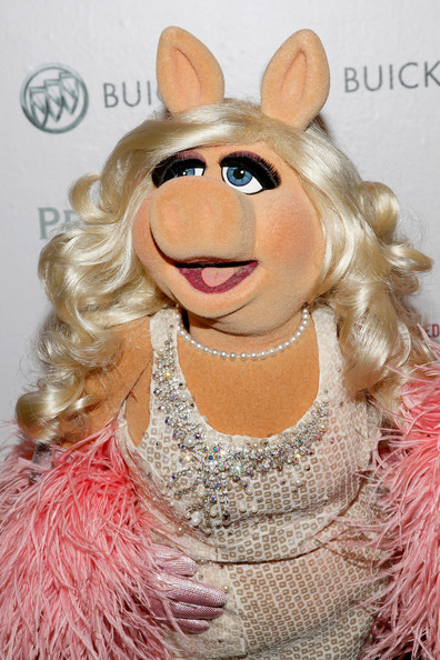 Miss Piggy Miss Piggy attends 2011 OUT100 at the Skylight SOHO on November 17, 2011 in New York City.
