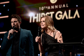 Missi Pyle Thirst Project 10th Annual Thirst Gala - Inside