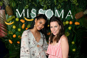 Chanel Iman Kate Woods Photos Photo