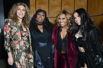 Missy Elliott Warner Music Group Hosts Pre-Grammy Celebration In Association With V Magazine - Inside