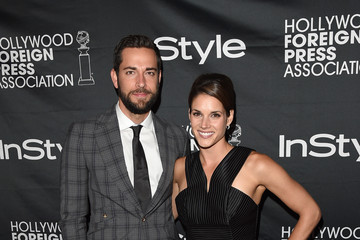 Missy Peregrym HFPA & InStyle's 2014 TIFF Celebration - Arrivals - 2014 Toronto International Film Festival