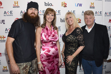 Missy Robertson Arrivals at the A+E Networks Upfront Event in NYC