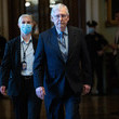 Mitch McConnell European Best Pictures Of The Day - August 11