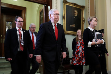 Mitch McConnell News Pictures of The Week - January 23