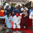 Mitch O'Farrell Teddy Riley Honored With A Star On The Hollywood Walk Of Fame