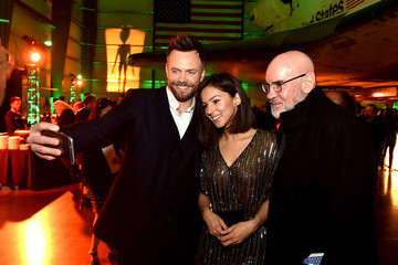 Mitch Pileggi Premiere of Fox's 'The X-Files' - After Party