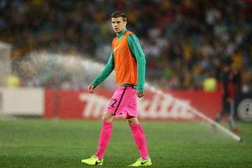 Mitchell Langerak Australia v UAE - 2018 FIFA World Cup Qualifier