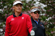 Bernhard Langer and Miguel Angel Jimenez Photos - 1 of 27 Photo