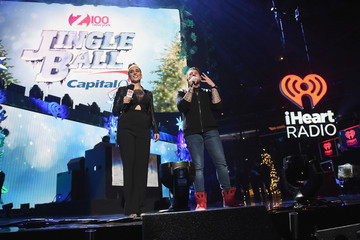 Mo' Bounce Z100's Jingle Ball 2015 - Show
