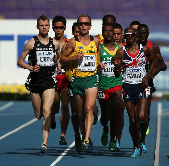 IAAF World Athletics Championships Moscow: Day 4