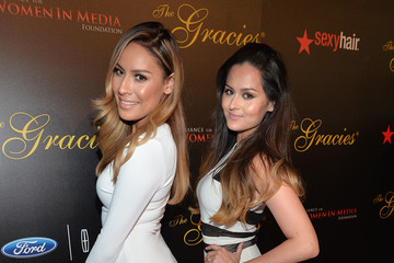 Mo'Nique Arrivals at the 39th Annual Gracie Awards