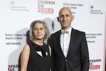 Modesto Lomba British Fashion Night in Madrid
