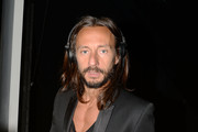 DJ Bob Sinclar attends Moet & Chandon Celebrates Its 270th Anniversary With New Global Brand Ambassador, International Tennis Champion, Roger Federer at Chelsea Piers Sports Center on August 20, 2013 in New York City.