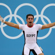 Mohamed Abd Elbaki Olympics Day 4 - Weightlifting