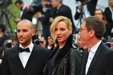 Mohamed Diab 'Barbara' Red Carpet Arrivals - The 70th Annual Cannes Film Festival