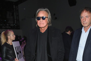 Mohamed Hadid Anna Sui - Front Row - February 2018 - New York Fashion Week: The Shows