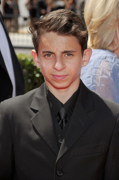 Moises Arias - 2010 Creative Arts Emmy Awards - Arrivals