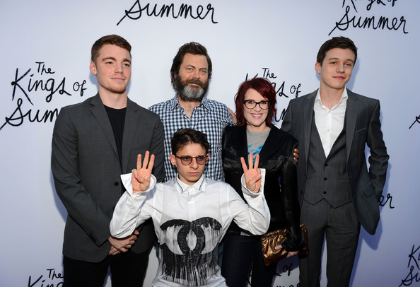 Moises Arias Nick Robinson Kings Summer Premieres And Photosphotostream Pictures The Of Hollywood
