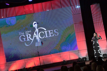 Moll Anderson The 42nd Annual Gracie Awards - Inside