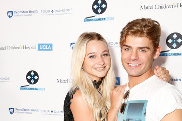 Mollee Gray Lights Camera Cure's 5th Annual Hollywood Dance Marathon Benefiting Mattel Children's Hospital UCLA And The Four Diamonds Fund