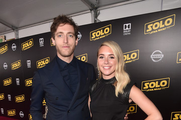Mollie Gates Stars And Filmmakers Attend The World Premiere Of 'Solo: A Star Wars Story' In Hollywood