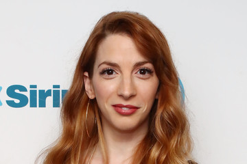 Molly Bernard The Cast of 'Younger' Visits the SiriusXM Studios