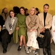 Molly Blutstein Tory Burch Fall Winter 2020 Fashion Show - Front Row