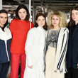 Molly Blutstein Tory Burch Fall Winter 2019 Fashion Show - Front Row