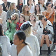 Molly Blutstein Self-Portrait Spring Summer 2019 - Front Row - New York Fashion Week