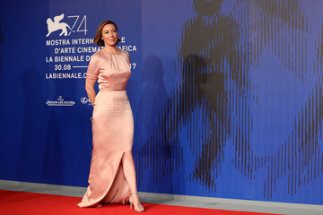 Molly Parker Wormwood Premiere - 74th Venice Film Festival