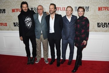 Molly Parker 'Wormwood' New York Premiere
