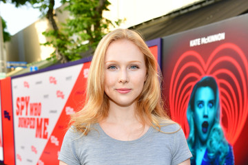 Molly Quinn Premiere Of Lionsgate's 'The Spy Who Dumped Me' - Red Carpet