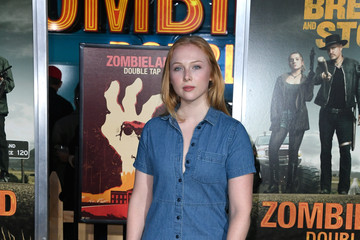 Molly Quinn Premiere Of Sony Pictures' 'Zombieland Double Tap' - Arrivals