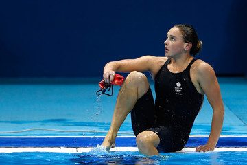 Molly Renshaw Swimming - Olympics: Day 6