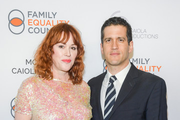 Molly Ringwald Panio Gianopoulos Family Equality Council's 'Night At The Pier' Gala