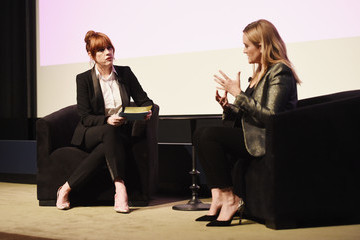 Molly Ringwald Samantha Bee TBS' 'Full Frontal With Samantha Bee' FYC Event - Inside