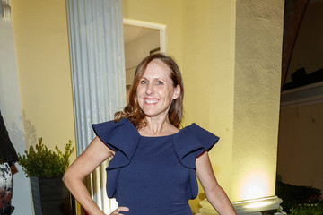 Molly Shannon Badgley Mischka Hosts Opening Night Celebration At New Flagship Store