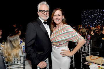 Molly Shannon 25th Annual Critics' Choice Awards - Inside