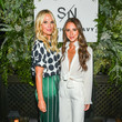 Molly Simms Nordstrom Celebrates The SOMETHING NAVY Brand Launch At The Gramercy Park Hotel