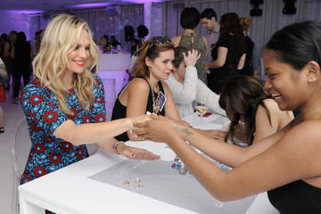 Molly Sims Molly Sims Goes Galactic at Philips Sonicare DiamondClean Amethyst Launch