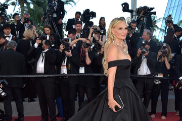 Molly Sims 'Okja' Red Carpet Arrivals - The 70th Annual Cannes Film Festival