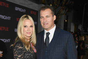 Molly Sims Premiere of Netflix's 'Bright' - Red Carpet